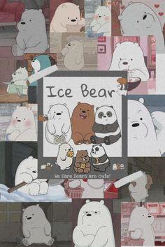 We Bare Bears Wallpaper In 2020   We Bare Bears Wallpapers, Bear  7E5