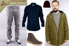 The Fisherman's Jacket | StyleCard Fashion Portal  http://style-card.co.uk/portal/2013/08/mens-monday-daily-outfit-the-fishermans-jacket/