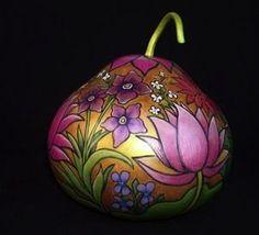A Portfolio of Painted Gourds