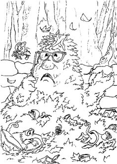fraggles coloring pages - Google Search