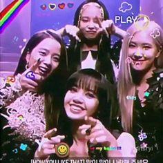 Black Pink Songs, Black Pink Kpop, 26th Seoul Music Awards, Amber Liu, Kpop Gifs, Blackpink Poster, Kpop Girl Bands, Blackpink Memes, Aesthetic Photography Nature