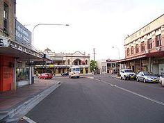 Cessnock, Australia. I lived here, nice family here.