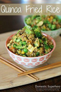 15 Tasty Quinoa Recipes
