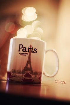Starbucks ~ Paris