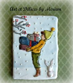 Presents - Cake by artetdelicesbym