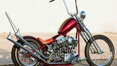 For The Love Of Motorcycles | 1957 Harley Davidson FL Panhead | Street Chopper
