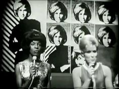 Dusty Springfield and Martha Reeves - Wishin' and hopin' - YouTube