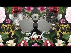 Dolce&Gabbana Flowers Eyewear Special Collection Craftmanship and preciousness of the materials for an outstanding eyewear special collection in limited edit...