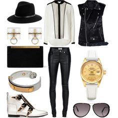 Untitled #123 by ginshelyn on Polyvore. Those shoes are perfection!