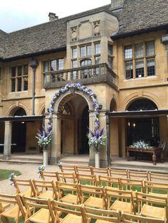 Coombe Lodge Wedding Flowers
