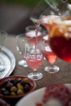 rosesangria Rose Sangria, Espresso Martini, Frisk, Milkshakes, Bloody Mary, Margarita, Smoothies, Alcoholic Drinks, Wine