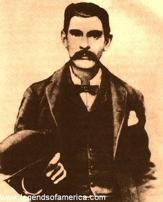 Doc Holliday, a dentist, ended up in the most famous gunfight in the West (the O.K. Corral). Wouldn't have let him loose with a drill.