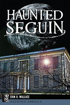 Haunted Seguin (Haunted America):   Founded and built by the brave Texas Rangers who fought for the state's independence, Seguin is a picturesque town with a chilling history. The defensive wall around the city is said to also keep souls from leaving. Locals whisper tales of a headless soldier roaming the streets at night, searching for his remains. The town square, now a hub of activity and commerce, once hosted public hangings and beatings. Lake McQueeny is known for its beauty, but ...