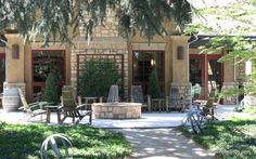 A beautiful place to taste wine at Harney Lane Winery.