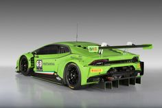 Lamborghini presenteert Huracán GT3