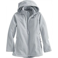 $80 Women's Shoreline Fleece Windproof Coat