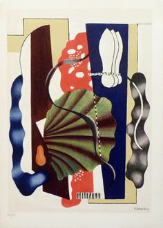Fernand Léger (France, 1881 - 1955) Nature Morte 1929