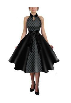 Rockabilly Retro Dress