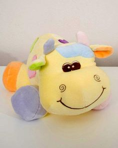 Big Moo Cow soft toy Daughters, Kids Toys, Hello Kitty, Cow, Children, Home Decor, Childhood Toys, Young Children, Boys
