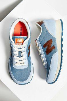 new product 66562 990d5 New Balance 501 Vintage Indigo Running Sneaker. New Balance 501New Balance  OutfitRunning SneakersWomen s ...