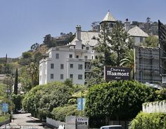 e6e9fa954b Big spenders  Chateau Marmont is frequented by some famous Hollywood names  as a place to