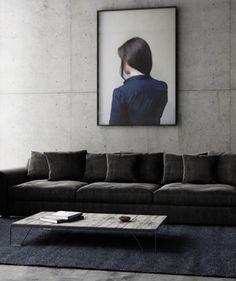 Apartment in Gracia, Barcelona/Katty Schiebeck interiors