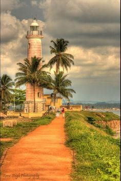 Lighthouse -Galle, Sri Lanka by nell