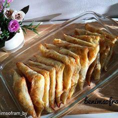 Samosa (Sebzeli Hint Böreği)