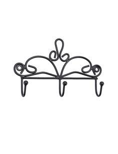 IRON TRIO krok svart | Knobs/hooks | Knoppar & Krokar | Home | INDISKA Shop Online