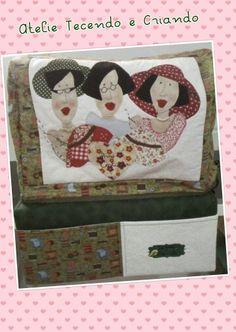 Kit maquina de costura