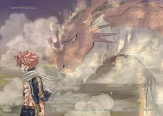 I think Igneel would be very proud of the wizard Natsu has become. Same goes for all the other dragons and their children