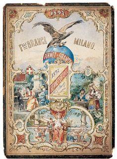 FERNET BRANCA POSTER 1897
