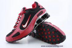 promo code 48c50 4dd29 scarpe online prezzi bassi 051HI24 Rosso Nero Nike Shox Monster  Trasparenteance Uomo acquisti on line scarpe