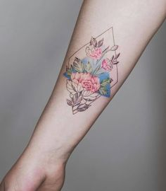 100+ Tattoo & Flower tattoo #SleeveTattoos