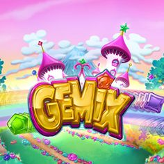 Gemix er en fargerik automat som det er en fryd å spille. Spillet har tre spennende verdener: gruvearbeiderens verdens, prinsessens verden og trollmannens verden....http://www.norske-spilleautomater-gratis.net/Gemix/