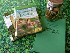 Leprechauns in Late Winter & Leprechauns and Irish Folklore