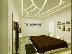 POP false ceiling designs images, roof pop designs for bedroom 2015