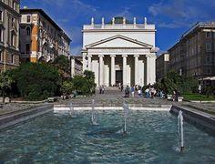 Piazza S. Antonio in Trieste