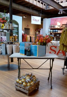 decorate / anthropologie book signing