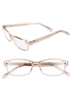 Bobbi Brown 'The Chelsea' 52mm Reading Glasses available at #Nordstrom in NAVY! for use WITH my contact lenses ;)