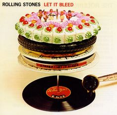 """The Rolling Stones, """"Let it Bleed"""" (December 5, 1969)"""