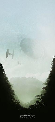 Star Wars Anthology: Rogue One by Noble--6.deviantart.com on @DeviantArt