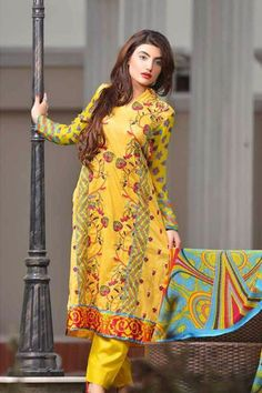 Buy Zara Sara 2014 Pakistani suit from http://www.sarahfashions.com