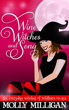 Wine, Witches and Song (The Everyday Witches of Wildham-on-Sea Book Free Kindle Books, Book 1, Witches, Songs, Wine, Police Officer, Folk, Death, Amazon