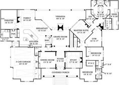 Lacrysta place best selling country house amp home plans archival