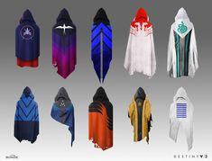 Hunter Clothing from Destiny 2