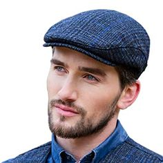 328230827e83e Buy Police Tweed Flat Cap - Thin Blue Line - and Many Other Latest Designer  Hats   Scarves