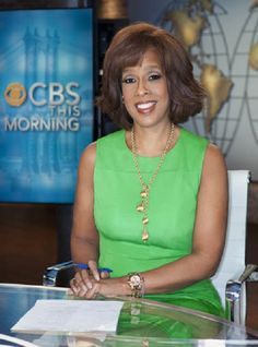 Gayle King : A 1976 graduate of the University of Maryland with a degree in Psychology and Sociology. Gayle is an editor for The Oprah Magazine ,she also hosted her own syndicated talk show  The Gayle King Show and is currently a co-anchor for the CBS Morning Show.
