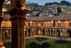 Hotel Monasterio By Orient Express Cusco Peru Hotels