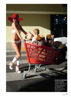 miami heat: missy rayder by cedric buchet for glamour may 2014